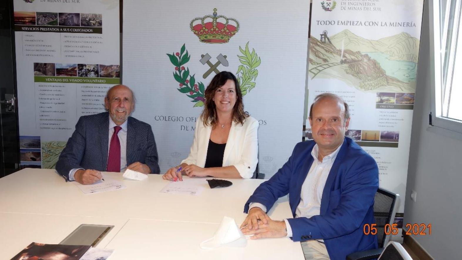 Noticia - Firma del acuerdo marco entre WIN Spain y COIMS